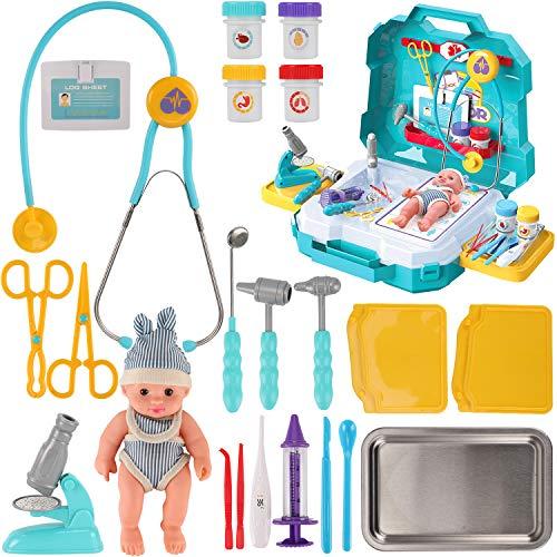 equipo medico de juguete fabricante Liberty Imports