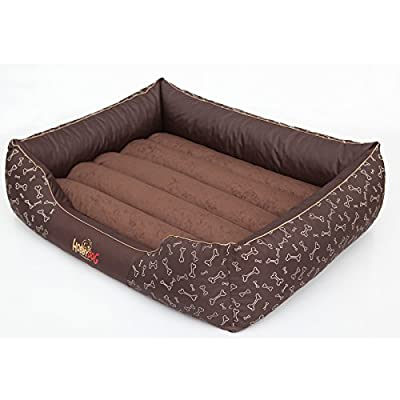 hobbydog prekos14Prestige Perros cama colchón Ruhe Espacio Perros Colchón Perro Cojín hundematte Dormir Espacio (3Tamaños Diferentes)