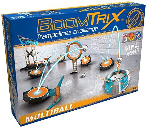 Goliath Toys 80604 Goliath - Boom Trix Multiball Pack - Xtreme Trampolin Action für Kinder - ab 8 Jahren, Mehrfarbig