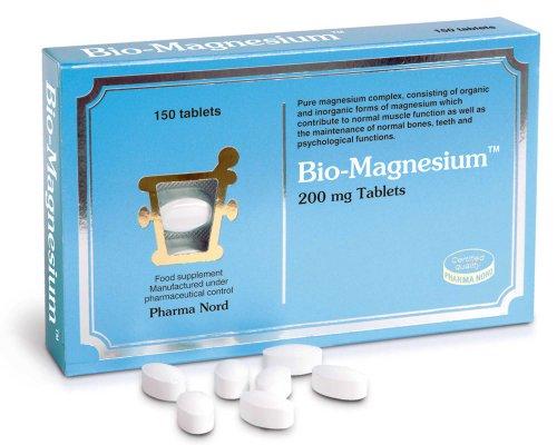 Pharma Nord Bio-Magnesium 150 Tablets