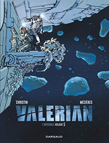 Valérian - Intégrales - Tome 5 - Valerian Intégrale - tome 5