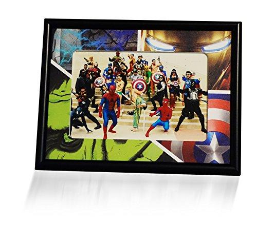 The Avengers stile cornice per un 6x 4foto