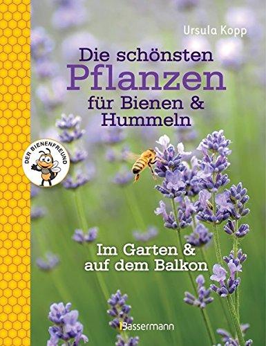 Die schönsten Pflanzen für Bienen und Hummeln: im Garten, auf Balkon & Terrasse