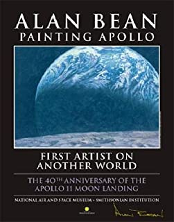 Alan Bean - First Artist on Another World Signed Open Edition on Paper