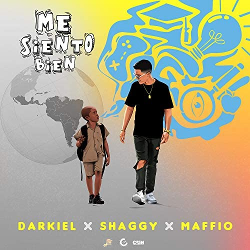 Darkiel feat. Shaggy & Maffio