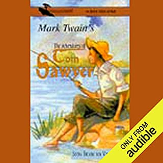 The Adventures of Tom Sawyer (Dramatized) audiobook cover art