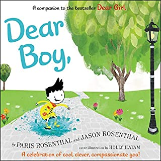Dear Boy, cover art
