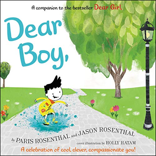 Dear Boy, audiobook cover art
