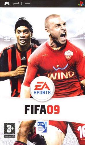 FIFA 09 PSP SONY
