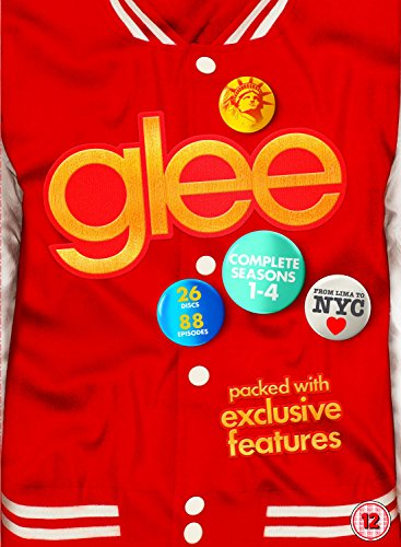 Glee - Seasons 1-4 (26 DVDs)