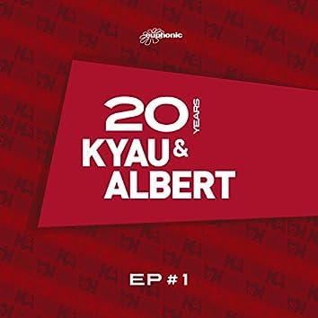 20 Years EP #1