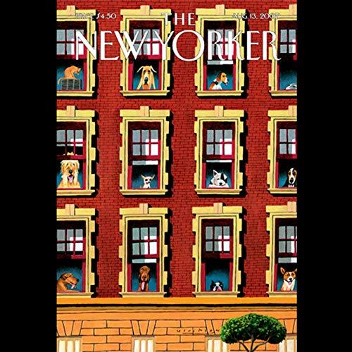 Couverture de The New Yorker (August 13, 2007)