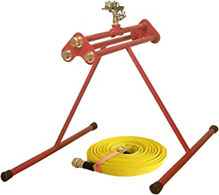 Rooftop Sprinkler Wildfire Protection System Ember-S-guard™ with 25' Fire Hose