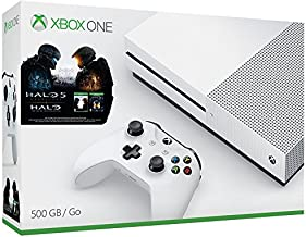 Xbox One S 500GB Console - Halo Collection Bundle [Discontinued]