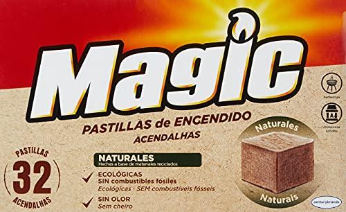 Magic 08013 Pastillas Enciendefuegos