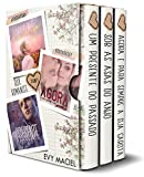 BOX Romances: 3 em 1 - Evy Maciel