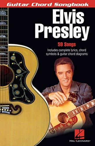 Elvis Presley - Guitar Chord Songbook (English Edition)