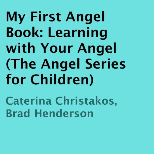 My First Angel Book audiobook cover art
