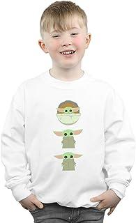 Star Wars Niños The Mandalorian The Child Posing Camisa De Entrenamiento