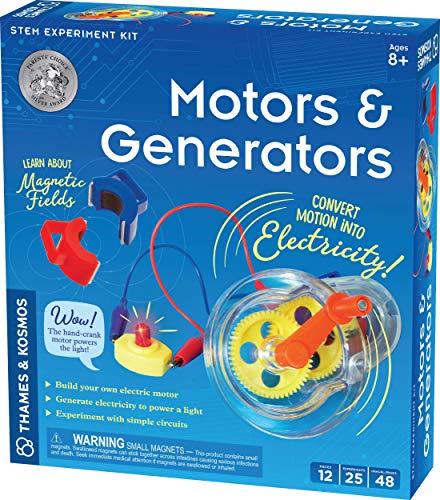 Thames & Kosmos Motors & Generators...