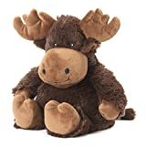 Intelex Warmies Microwavable French Lavender Scented Plush, Moose Warmies, Multicolor