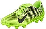 Nike Jr Bravata II FG, Chaussures de Football Mixte Enfant, Vert Black/Electric Green...