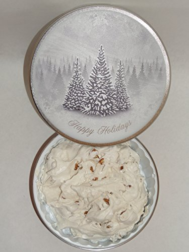 1.5 Pound Divinity Gift Tin (With Pecans)