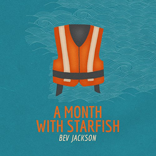 A Month with Starfish audiobook cover art