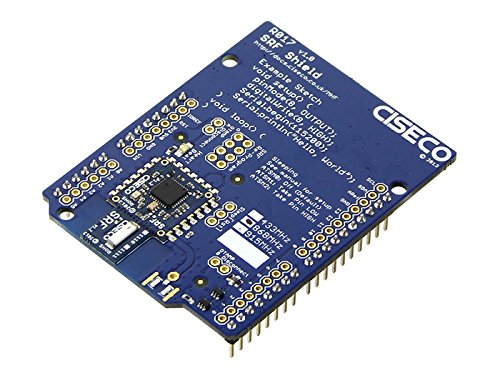 Seeedstudio SRF shield - Wireless transciever for all Arduino type boards