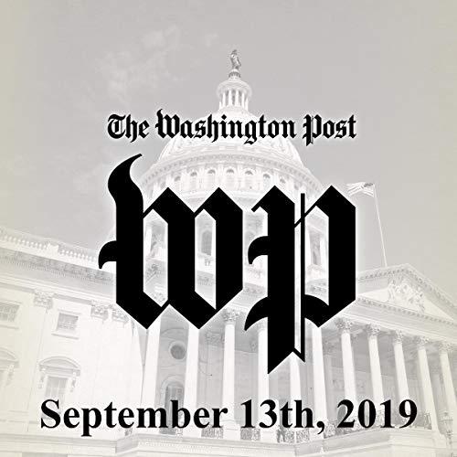 September 13, 2019 copertina