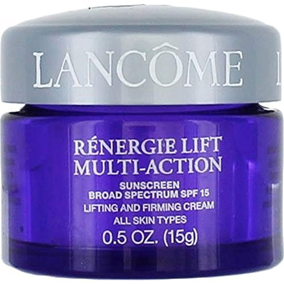 Renergie Lift Multi-action Sunscreen SPF 15 Lifting and Firming Cream (0.5 Oz Travel Size) by Lanc0me