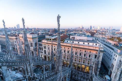 Jochen Schweizer Geschenkgutschein: Romantischer Städtetrip in Mailand für 2