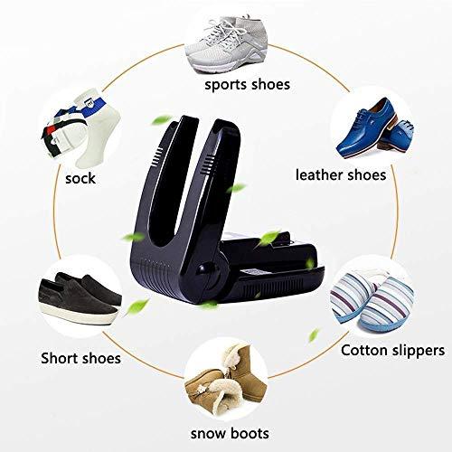 Zapatos Secador Secador de botas, retráctil de esquí de calentador, guantes de...