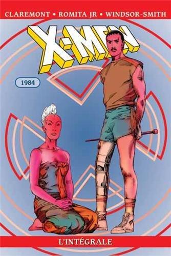 X-MEN L INTEGRALE T08 (1984) + ETUI