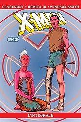 X-MEN L INTEGRALE T08 (1984) + ETUI de CLAREMONT+ROMITA+SMITH
