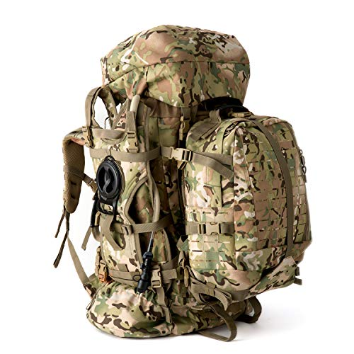 MTILBE Assembly Army Military Rucksack Tactical Assault Hydration Backpack Bladder System inclusive Multicam