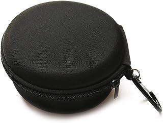 JIESHI Bolsa com zíper portátil de água/poeira/à prova de choque, capa protetora rígida de armazenamento para acessórios d...