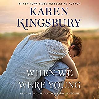 When We Were Young audiobook cover art