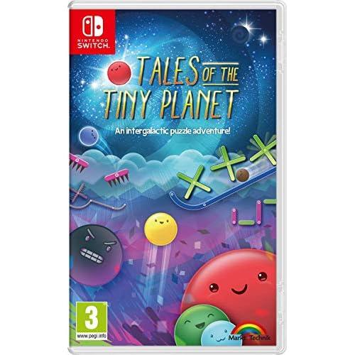 Tales Of The Tiny Planet - Nintendo Switch [Edizione: Regno Unito]