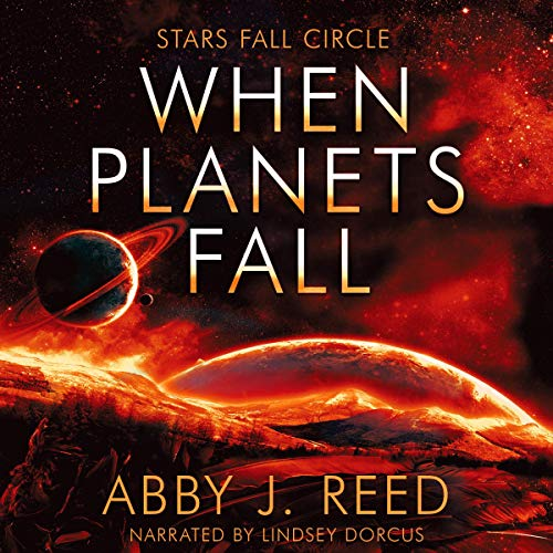 When Planets Fall  By  cover art