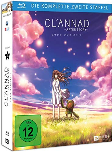 Clannad: After Story - Staffel 2 - Gesamtausgabe - [Blu-ray]