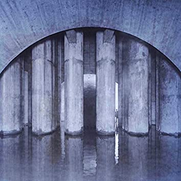 five cycles through an empty chamber