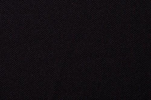 Akustikstoff, Bespannstoff • Stück 140 x 75 cm • Farbe: SCHWARZ