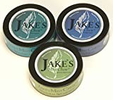 Jake's Mint Chew 3 tin variety pack