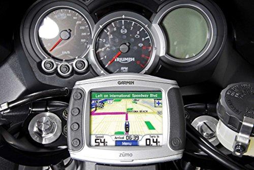 SW-MOTECH Support GPS sur Guidon pour Triumph Sprint GT, Sprint St 1050 Noir