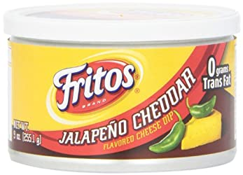 Fritos Dips, Jalepeno Cheddar Dip, 9 oz