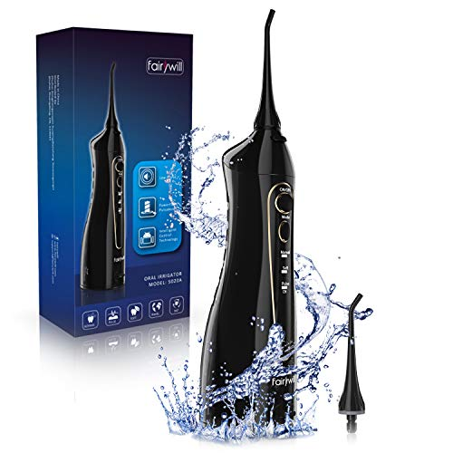 Fairywill Portable Water Flosser