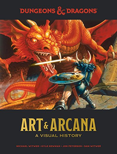 Dungeons & Dragons Art & Arcana: A Visual History (English Edition)