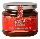 Claire's - Salsa de pimienta roja ahumada hecha a mano