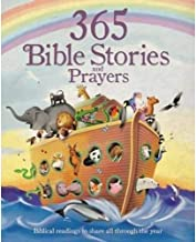 365 Bible Stories and Prayers - Hardcover